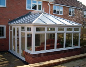 Conservatory fitted by 1st Choice Windows Waltham Ltd